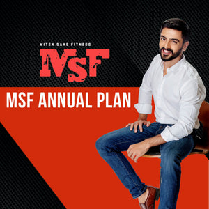 MSF Annual plan product