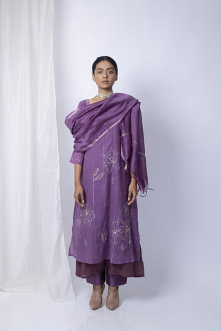 Falsa Layered Kurta Set