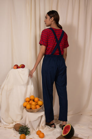 Red Pepper Top and Pants Set