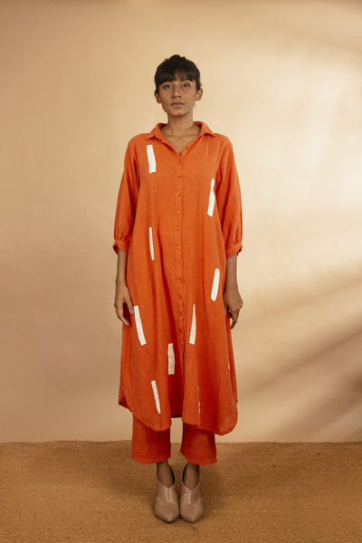 'Munga' Button-down Kurta