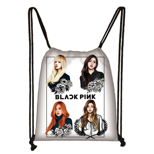 BLACKPINK 'ALL IN ONE' Bags - Kpopersify