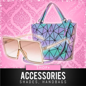LUMINOUS HANDBAGS