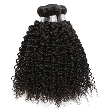 MONGOLIAN KINKY CURLY BUNDLE