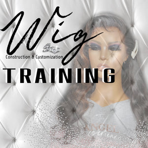 WIG COURSE 106: MACHINE STITCHING CLOSURE & FRONTAL WIG PLUS MORE!