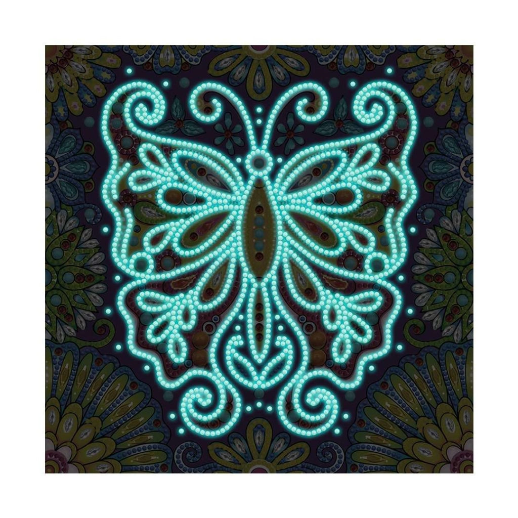 Schmetterling Bunt | Glow in the Dark