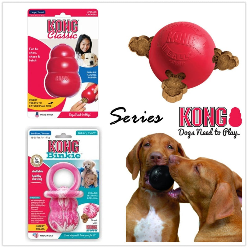 KONG Dog Toys For Any Stages and Shapes - My Relaxed Pet