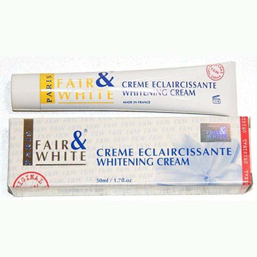 Fair & White Creme Eclaircissant 50 ML