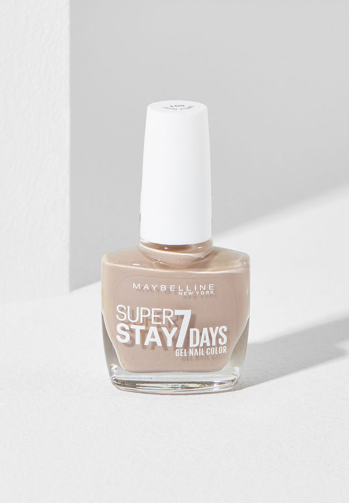 Maybelline Super Stay 7 Days Nail Polish Number 891 Barely Nude