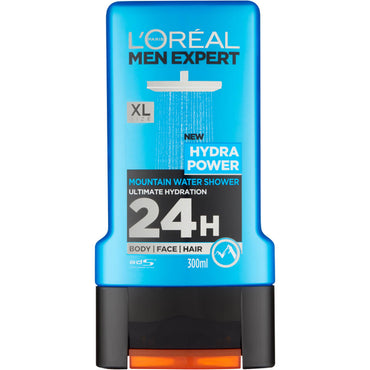 L'oreal Expert Hydra Power Gel Douche 300 ML