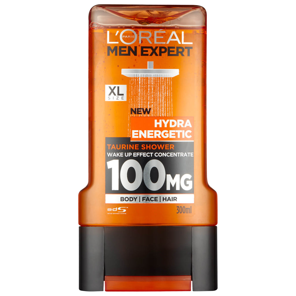 L'oreal Men Expert Hydra Energetic 100 MG - 300ML