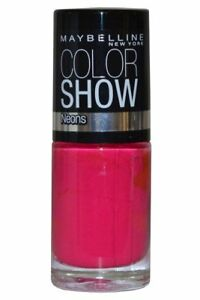 Maybelline color show neans 188