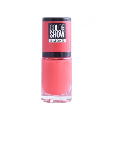 Maybelline color show neans 189 pink shock