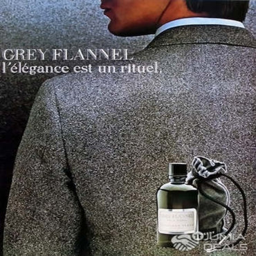 Grey Flannel Eau De Toilette Gris 120ml