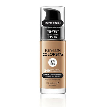 Revlon colorstay 24 hrs 340 ealy tan