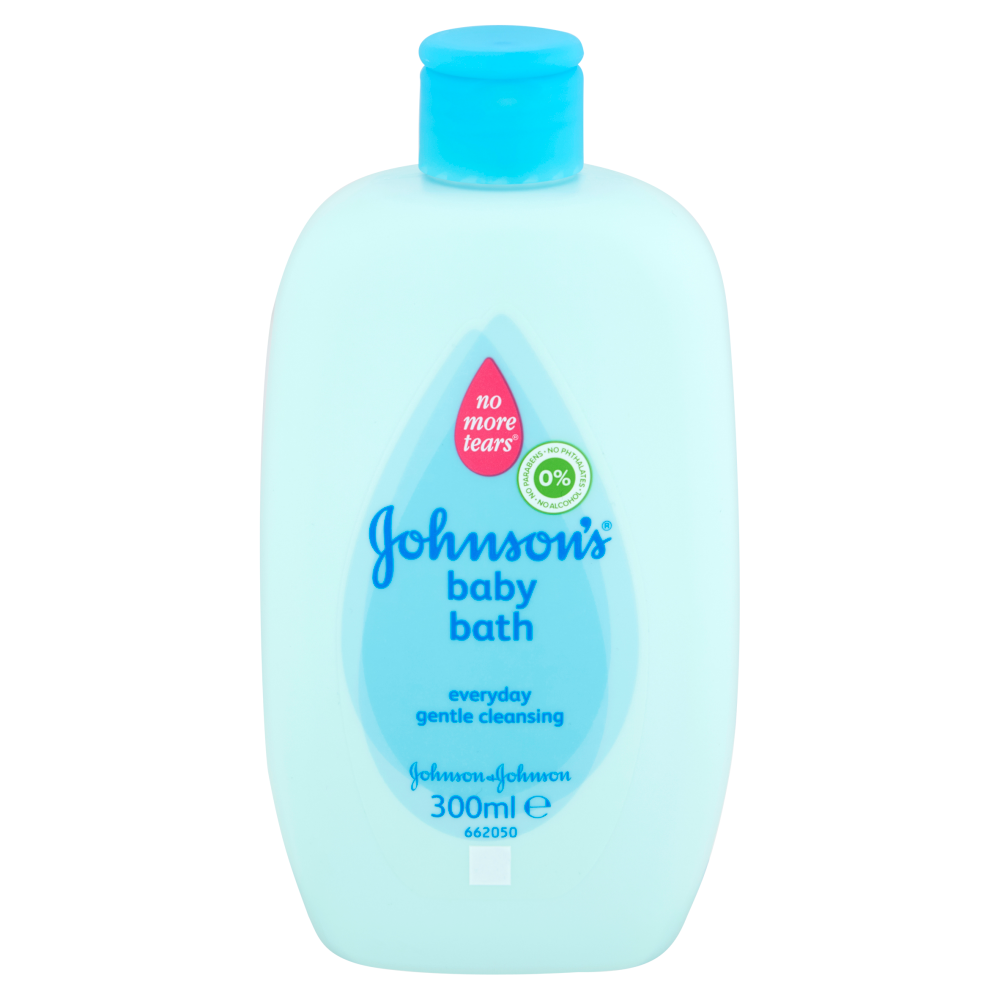 Gele Douche De Baby Johnsons 300 ML