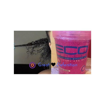 Le Gel Eco Styler 236 ML