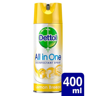 dettol Spray desinfectant au citron 400ml