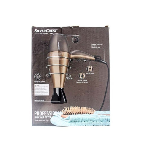 Sèche Cheveux Professionnal Ionic Hair Dryer 2200W-Or