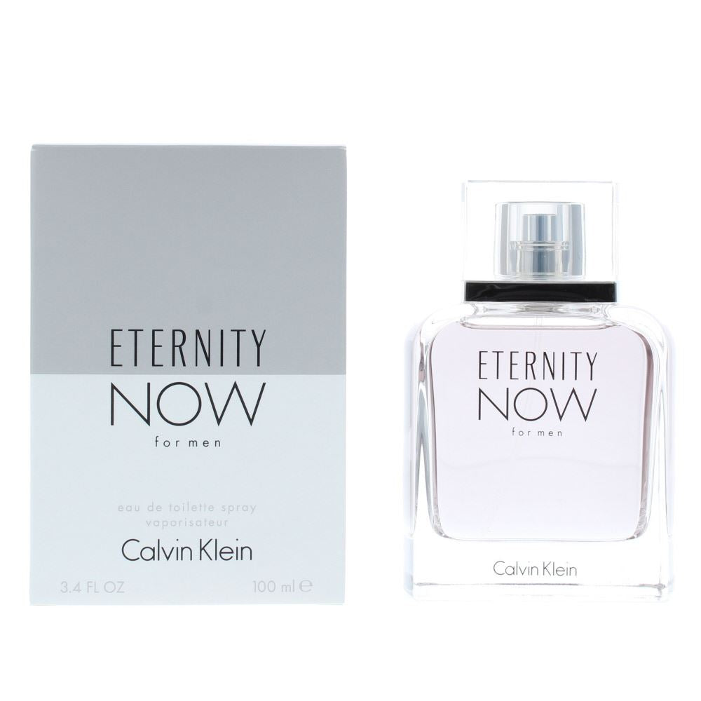 Calvin Klein Eternity Now for Men 100ml EDT Spray