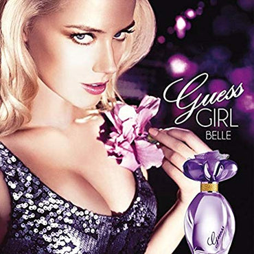 Guess EAU DE TOILETTE GIRL BELLE 100ml