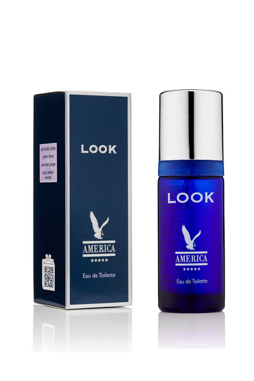 Eau de toilette look 50ml
