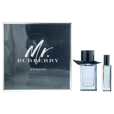 Burberry Mr Burberry Indigo 100ml EDT Spray / 30ml EDT Spray