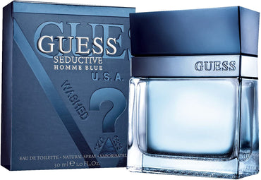 Eau de Toilette Guess Seductive Homme blue 100 ml