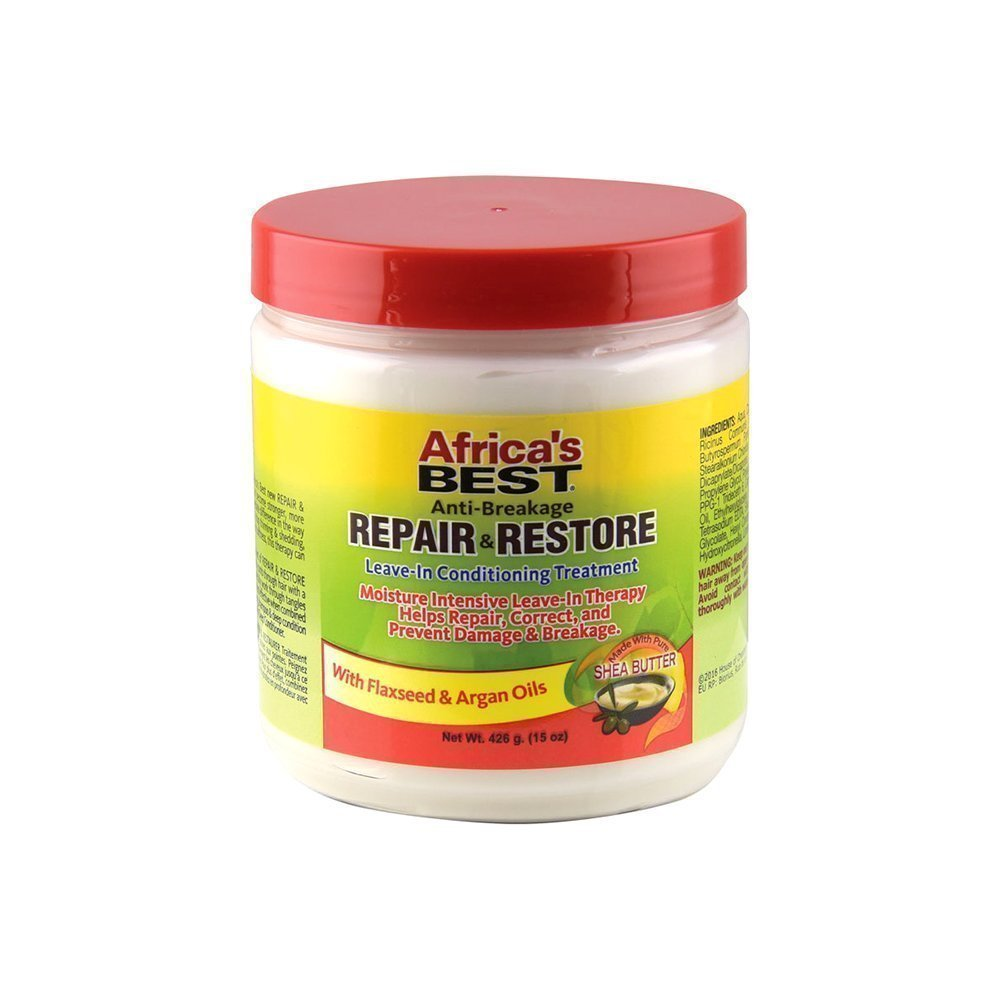 Africa's Best Anti-Breakage Traitement Hydratant Reparer & Restaurer 426 ml