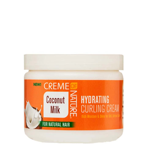 Crème hydratante boucles COCONUT MILK 326g (Curling Cream)