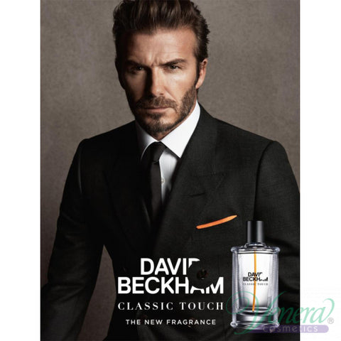 David Beckham Classic Touch 90ml EDT Spray