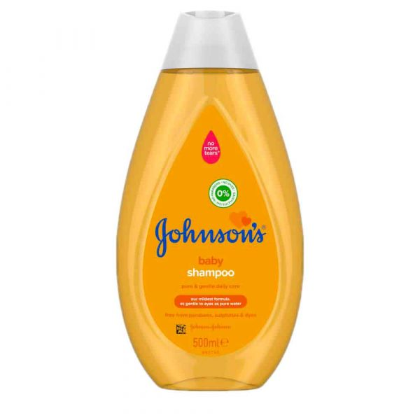 Jonhson Baby Shampoing Baby Johnsons 200 ML - Jaune