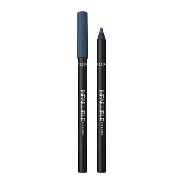 Crayon à lèvres infaillible L'Oréal Paris, 109 Blue Blood