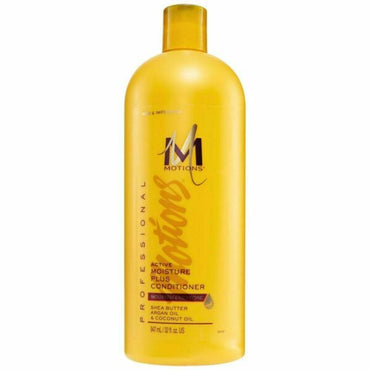 Après-Shampoing active hydratant Moisture plus conditioner MOTIONS 355ML