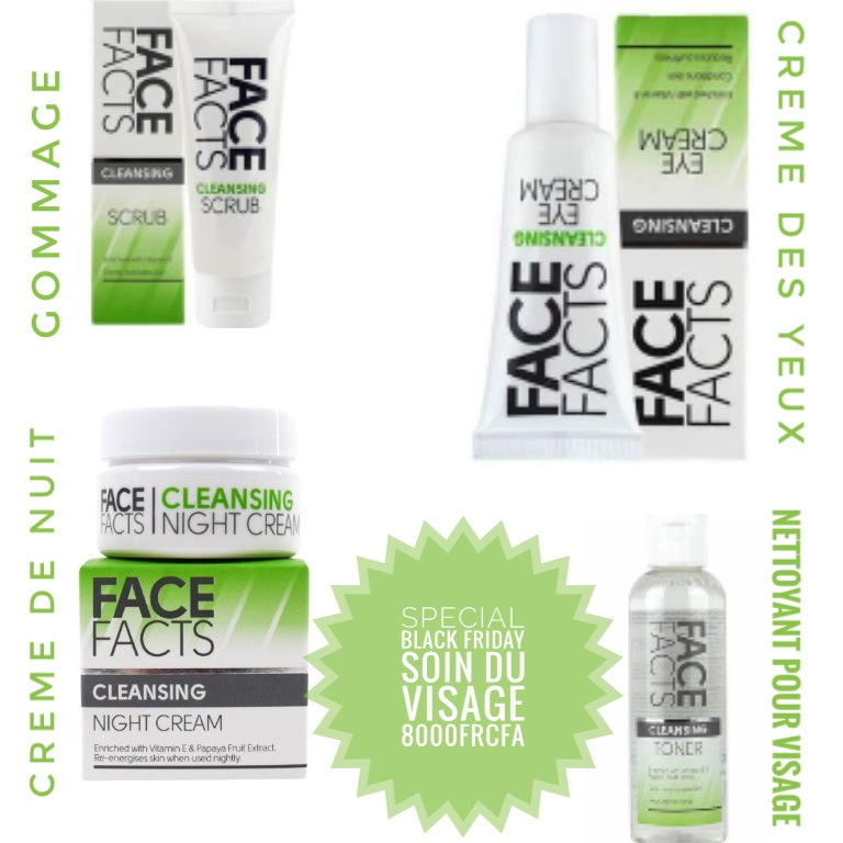 Face facts La Gamme Special black friday