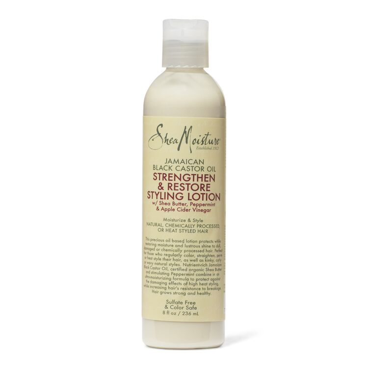 Lotion coiffante RICIN Black Castor Oil 236ml (Styling Lotion)