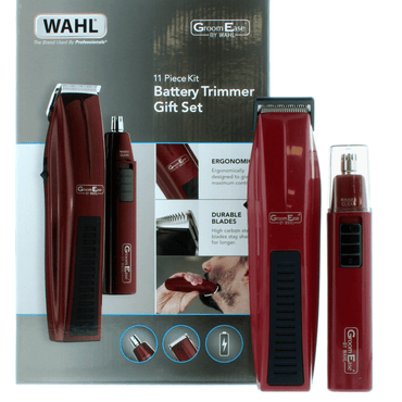 Wahl Battery trimmer gift set