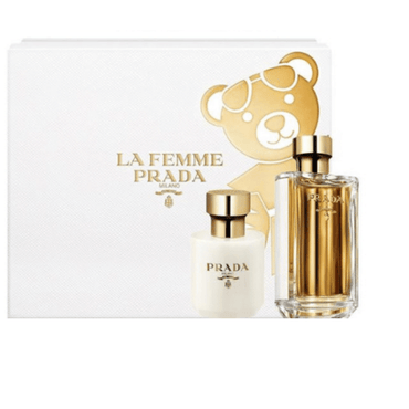Prada La Femme Prada 100ml EDP Spray / 100ml Body