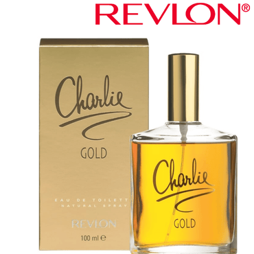 Revlon Charlie Gold 100ml EDT Spray