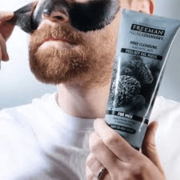 Freeman Peel-off Gel Mask Pour Homme
