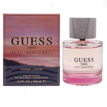 Guess 1981 Los Angeles Pour Femme 100ml EDT Spray