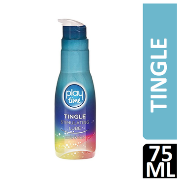 Lubrifiants Play Time  Tingle Stimulating   75ML