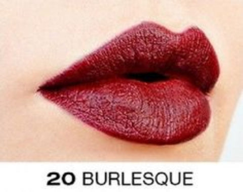 NYX turn it up rouge a levres burlesque 20