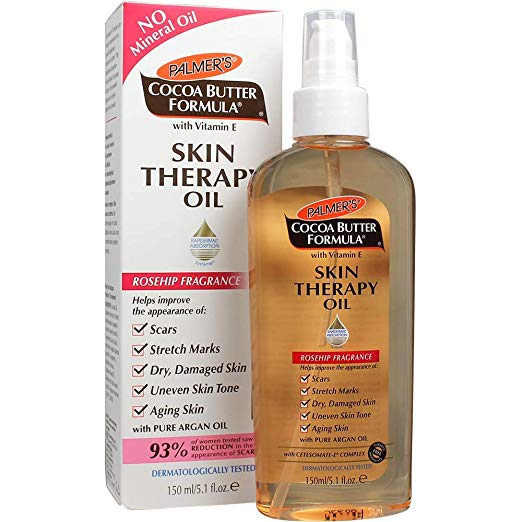Palmer's Cocoa butter formula skin therapy oil (rosehip fragrance) 150ML