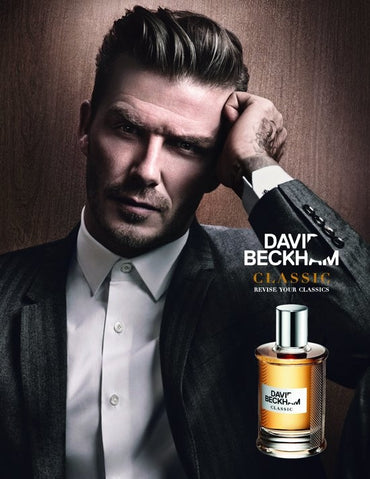 David Beckham Classic 90ml EDT Spray