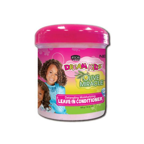 Leave-in démêlant OLIVE MIRACLE KIDS 425g
