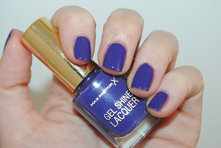 Max Factor Gel Shine Lacquer N35 violet