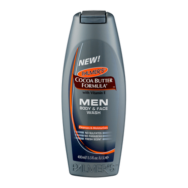 Palmer's cocoa butter formula men body Wash 400ml