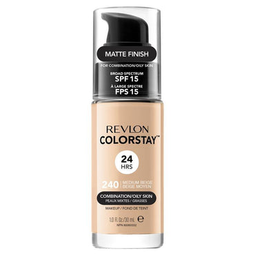 Revlon colorstay 240 medium beige