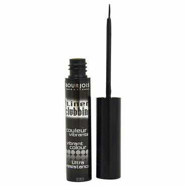 Bourjois Clubbing Liquid Liner - 81 Absolute Black