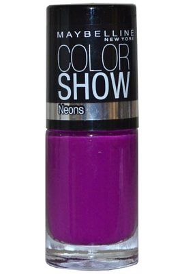Maybelline color show neans 186
